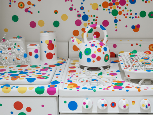yayoi-kusama-give-me-love-david-zwirner-new-york-designboom-12