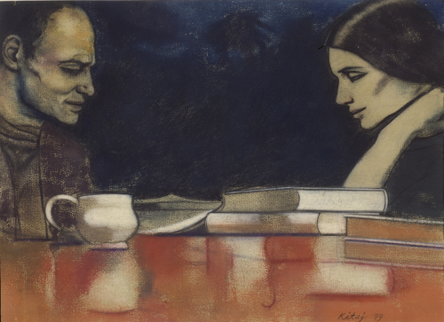 Two London Painters R.B- Kitaj