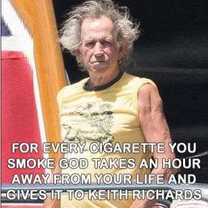 keith and smoke