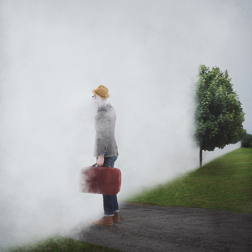 logan zillmer the traveller and the fog