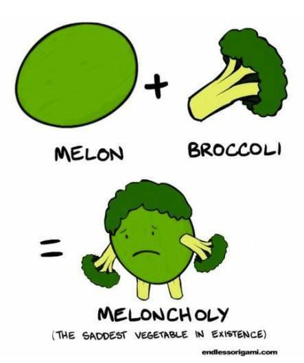 meloncholy