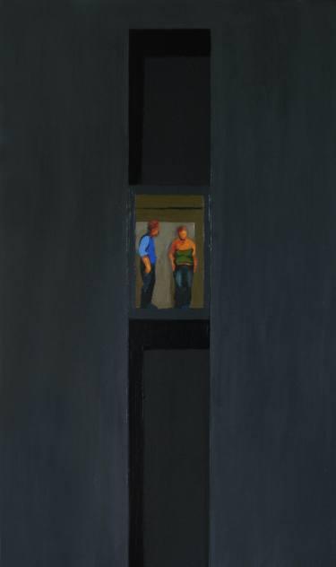 Winda Szara (Grey Elevator) Marcin Kedzierski