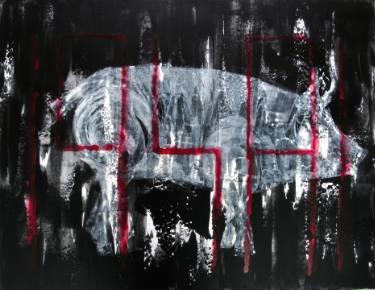animal pig 194A1 david myriam