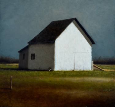 rural barn near tree farm ted walsh