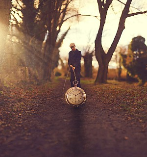 joel robison time ticks on
