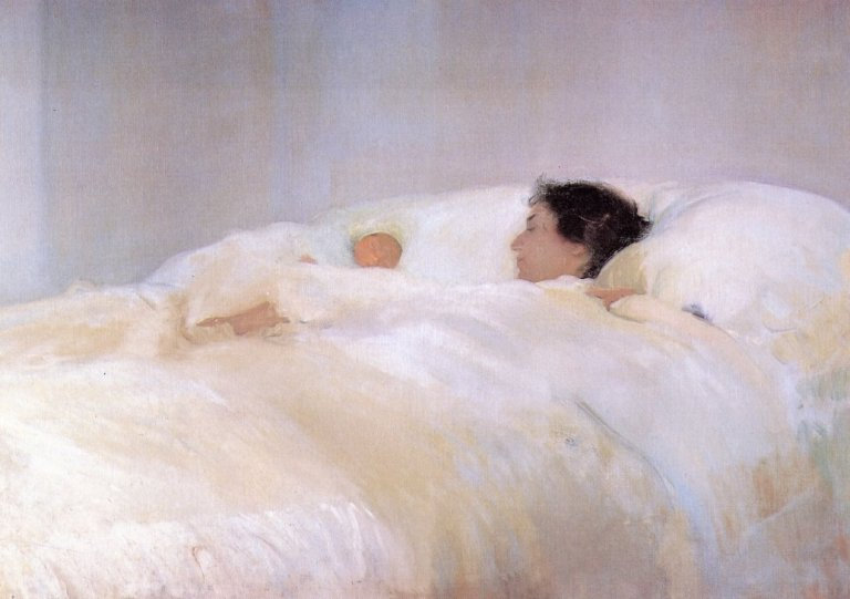 mother-by-joaquin-sorolla-1895