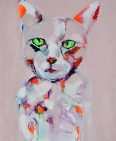 c strange cat patricia derks