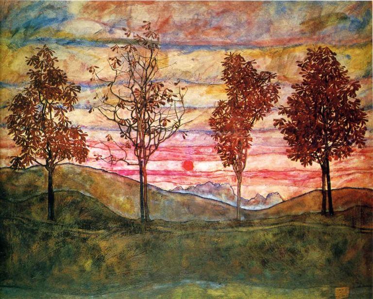 four-trees