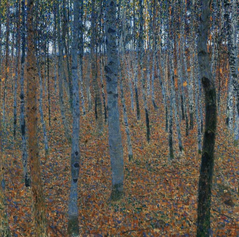 Gustav_Klimt_-_Beech_Grove_I_-_Google_Art_Project
