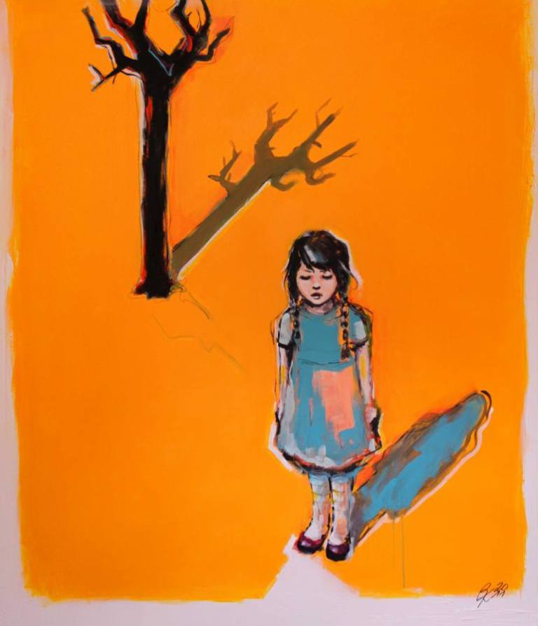 girl-and-tree