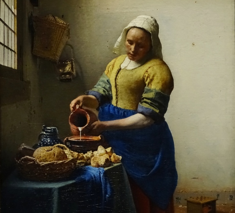1-milkmaid-vermeer