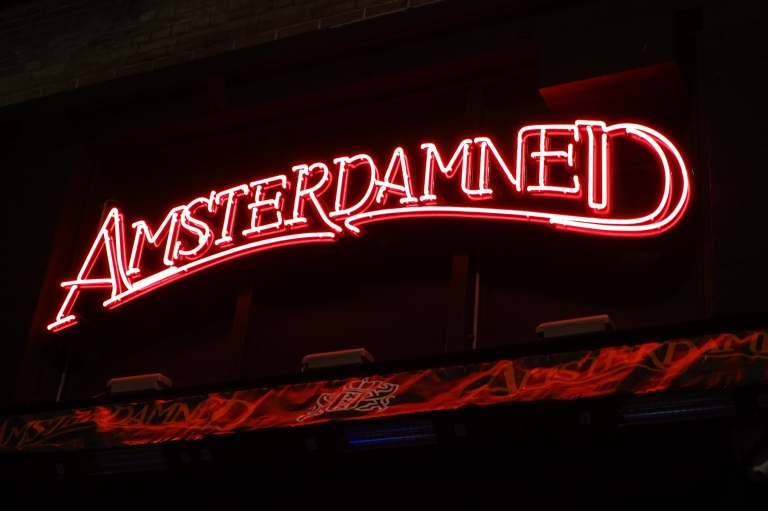 amstersdamned