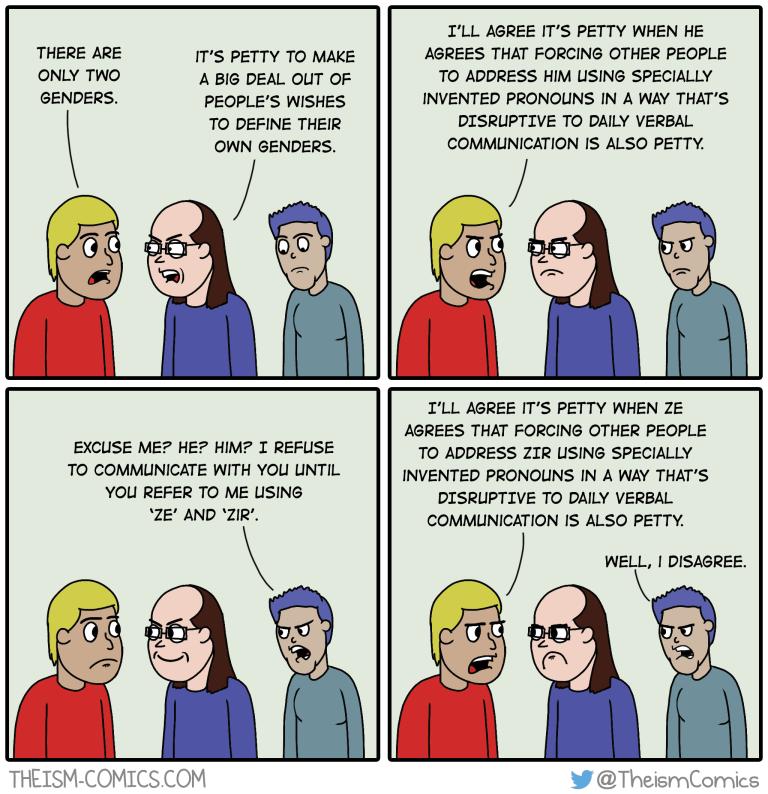 gendering