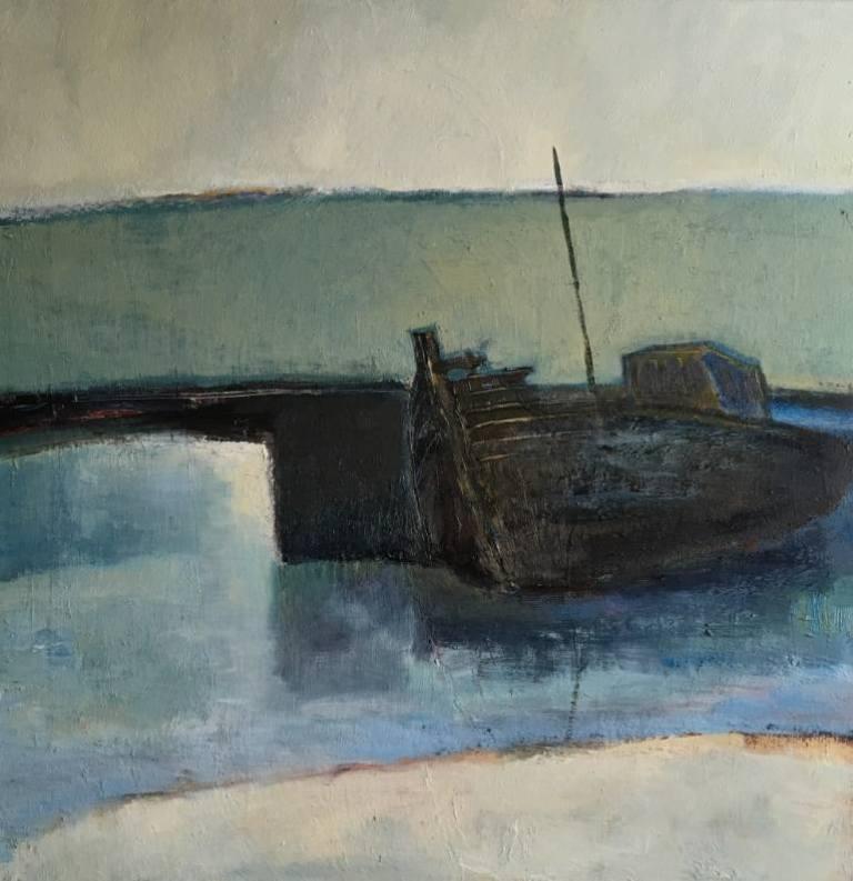 harbour wreck