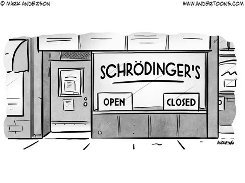 schrödingers shop