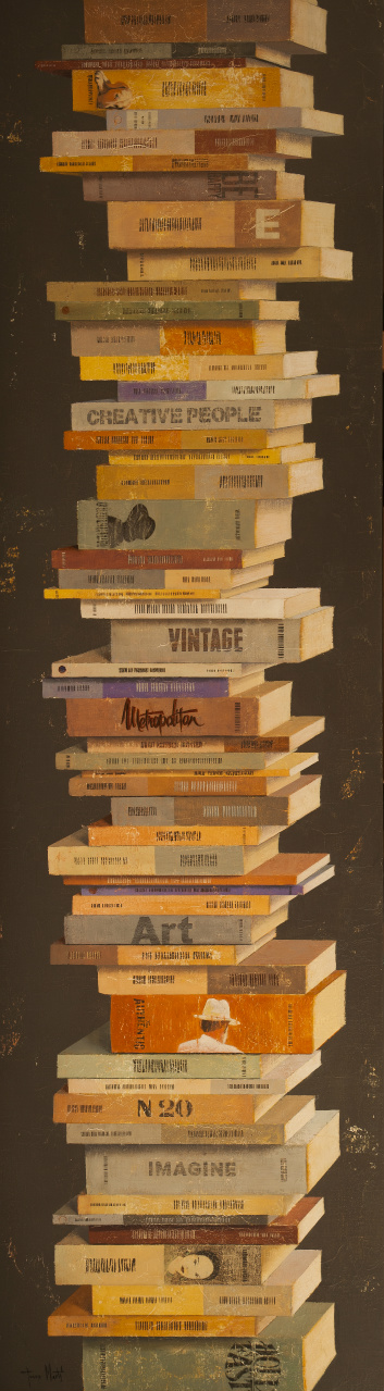 BOOKS IN BALANCE COLUMN IV