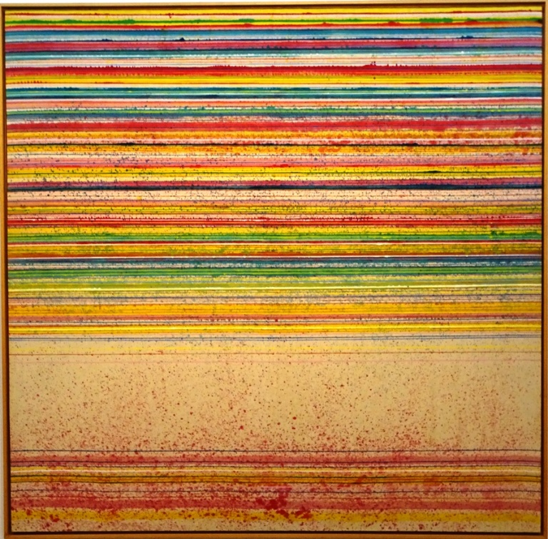 Peinture, Jean-Michel Meurice, 1972
